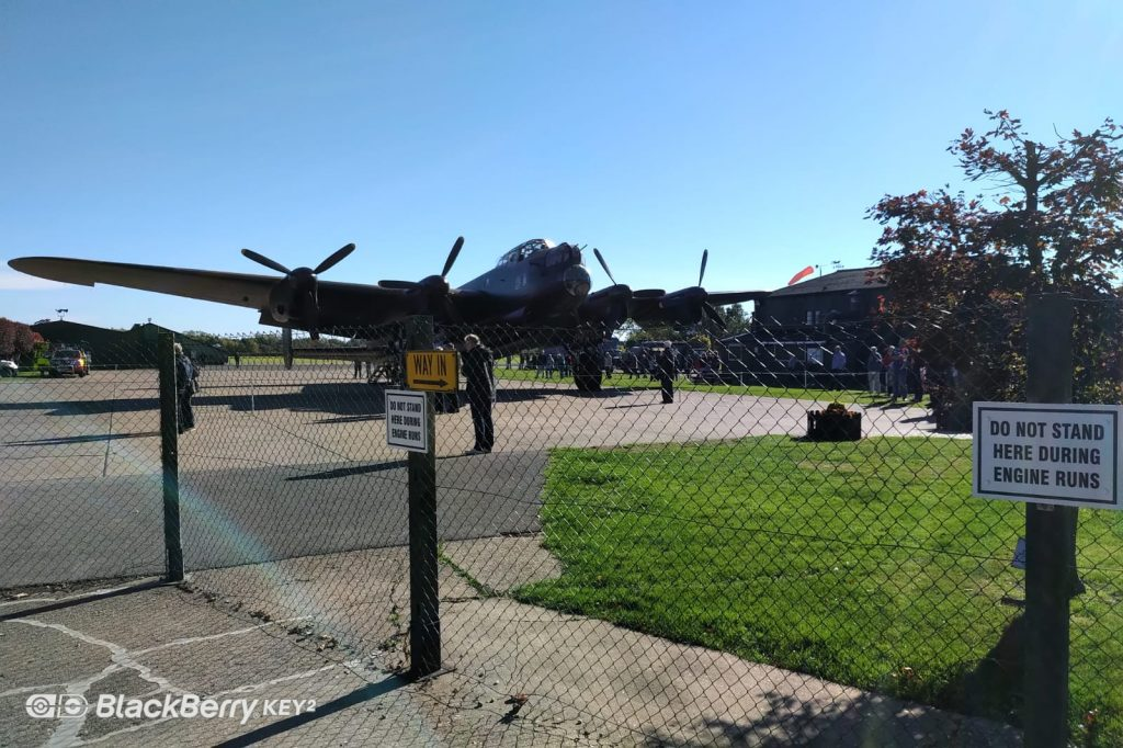 E Kirkby Aviation Museum